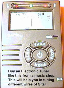 Electric-Tuner