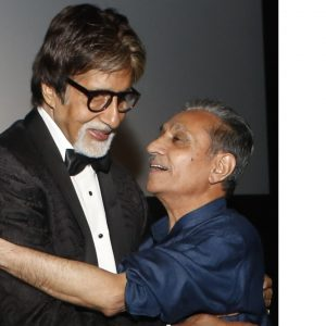 Radhey with Amitabh ji 1 - 1